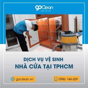 Những lợi ích khách hàng nhận được khi sử dụng dịch vụ vệ sinh nhà sạch trọn gói của Vệ sinh nhà GoClean