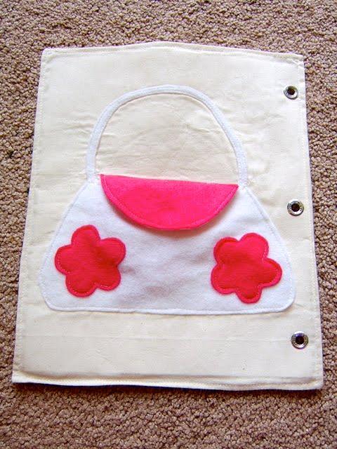 Những ý tưởng cách làm sách vải cho bé sơ sinh và bé nhỏ