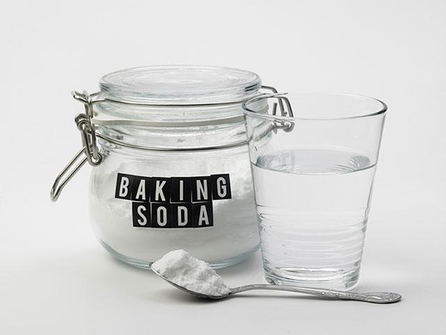 Công dụng baking soda