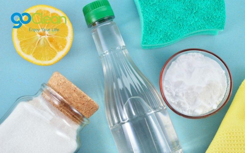 27 cách thông minh để làm sạch bằng giấm